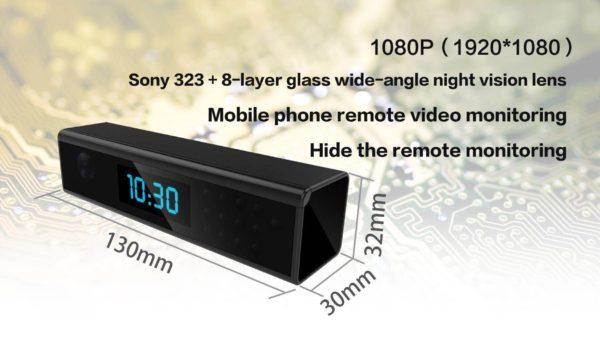 "168FHD<h6><span style=""color: #003300;"">像素:1920×1080 夜視:3m 錄影:SD64GB </span></h6> 定價: 港幣$<del>899</del>"